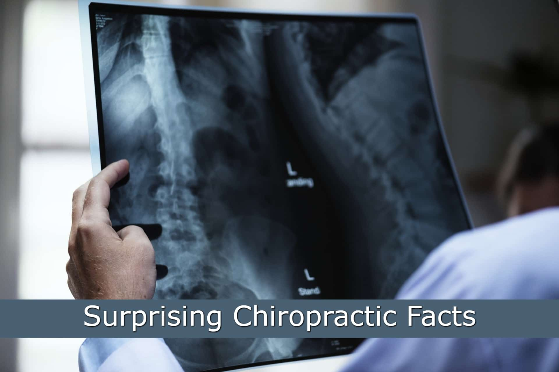 Surprising Chiropractic Facts
