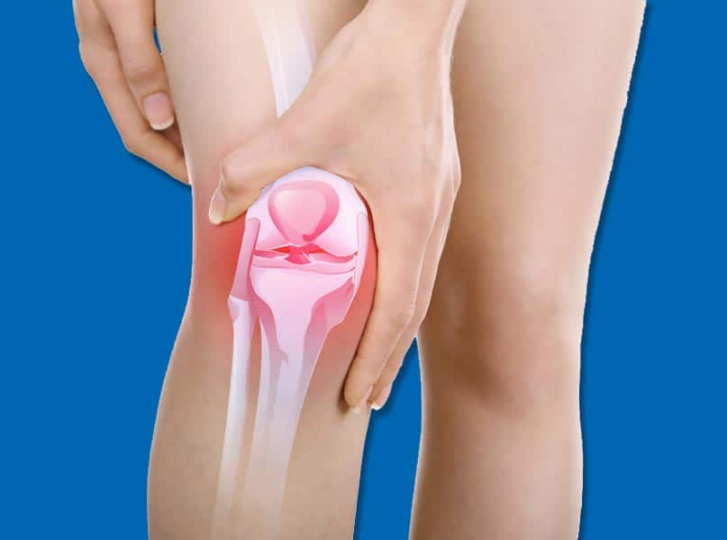 Knee Pain and Inflammation Mckinney Texas